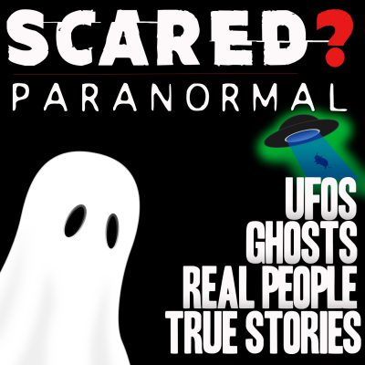 Scared Paranormal Podcast Artwork