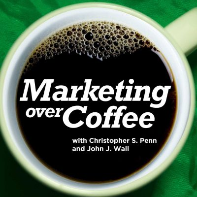 Marketing Over Coffee Logo