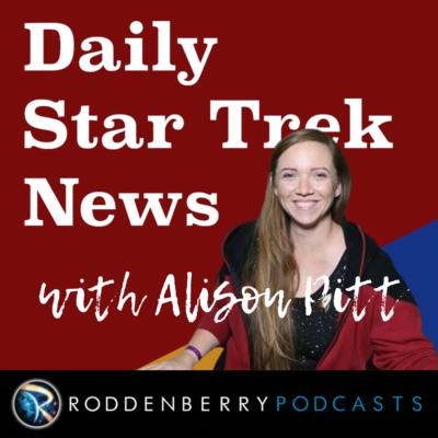 Daily Star Trek News Logo