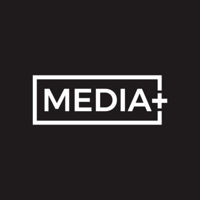 Media+ Podcast Logo